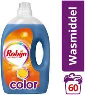 ROBIJN Vloeibaar Wasmiddel Color 60scoops 3L - 3 stuks