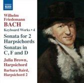 Sonata For 2 Harpsichords