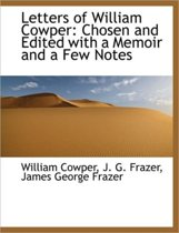 Letters of William Cowper