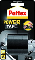 Pattex Power Tape - 5 meter - Zwart