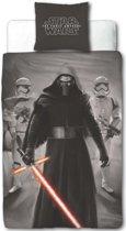 Star Wars - The Force Awakens Dekbedovertrek met Kussensloop (140x200cm 2-Zijdig)