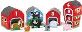Melissa & Doug - Nesting & Sorting Barns & Animals