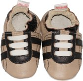 BabySteps slofjes Black trainers extra small