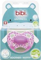 Bibi Happiness Natural Wild Baby 6-16 (natural) Roze