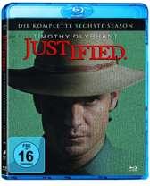 Justified Season 6 (finale Staffel) (Blu-ray)