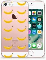 iPhone SE | 5S Uniek TPU Hoesje Banana