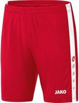 Jako - Shorts Striker - rood/wit - Maat M