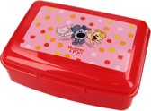 Woezel en Pip Broodtrommel voor School – 12x17x6cm | Lunch Box | Lunch Trommel
