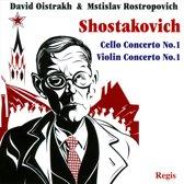Cello Concerto No. 1/Violin Concerto No. 1