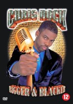 CHRIS ROCK: BIGGER & BLACKER /S DVD NL