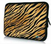 iPad hoes tijger print - Sleevy