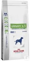 ROYAL CANIN VDIET canine urinary moderate calorie 12KG