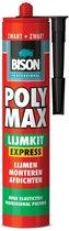 Bison PolyMax Lijmkit Express 425g - Zwart
