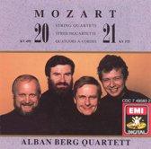 Mozart: String Quartets Nos. 20, 21