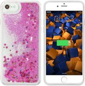 Hoesje CoolSkin Liquid / Glitter / Siliconen / Gel / TPU / Softcase / Hoesje / Case voor Apple iPhone 6/6S Roze