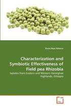 Characterization and Symbiotic Effectiveness of Field Pea Rhizobia