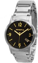 Prisma Herenhorloge P.2176 All stainless Edelstaal