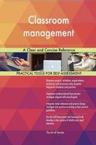 Classroom Management a Clear and Concise Reference
