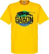 Gabon Logo T-Shirt - XL