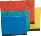 Esselte Tekenmap A3 karton met elastiek - rood