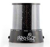 Led lamp sterren kinderen van Playz Kidz