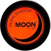 Moon Glow Uv-oogschaduw Neon Intense 3,5 Gram Oranje