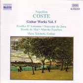 Coste: Guitar Works Opp.41-45