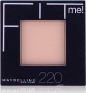Maybelline Fit Me Pressed Powder - 220 Natural Beige