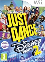 Just Dance: Disney Party 2 - Wii