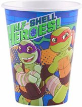 8 Cups Half Shell Heroes