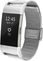 watchbands-shop.nl RVS bandje - Fitbit Charge 2 - Zilver