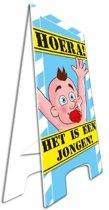 Paperdreams Warning Sign - Geboorte Jon