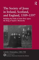 The Society of Jesus in Ireland, Scotland, and England, 1589-1597
