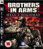 Ubisoft Brothers In Arms: Hell's Highway (PS3) video-game PlayStation 3