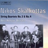 String Quartets No.3&4