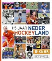 115 jaar Nederland Hockeyland