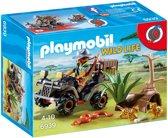 Playmobil Stroper met quad - 6939
