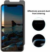 Ntech Apple iPhone X/Xs Privacy Screenprotector Glass Anti Spy