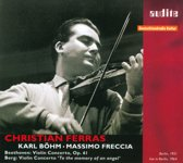 Christian Ferras Plays Beethoven And Berg Violin C