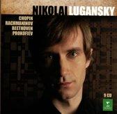 Nikolai Lugansky - Chopin/Rachmaninov