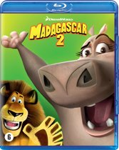 Madagascar 2: Escape 2 Africa (Blu-ray)