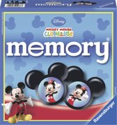 Mickey Mouse Clubhuis Memory