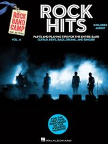 Rock Hits - Rock Band Camp Volume 4 Songbook