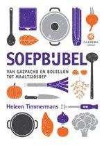 Boek cover Soepbijbel van Heleen, Timmermans (Hardcover)
