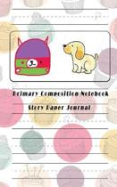 Primary Composition Notebook Story Paper Journal