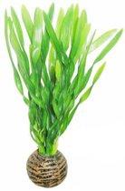 3 stuks Plastic plantje 13 cm