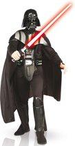 Star Wars Darth Vader Deluxe - Kostuum Volwassenen - Maat One Size - Carnavalskleding