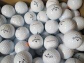 Golfballen gebruikt/lakeballs Callaway Supersoft AAAA klasse 50 stuks.