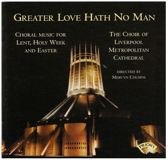 Greater Love Hath No Man: Music For