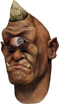 Geanimeerd cycloop masker voor volwassenen - Verkleedmasker - One size